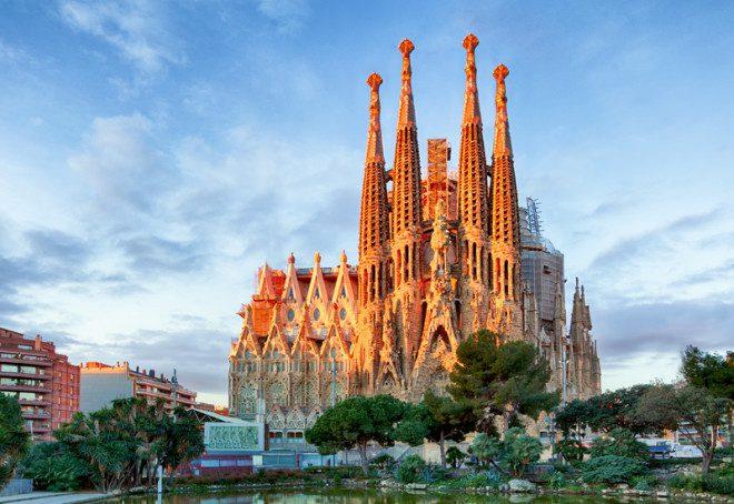 Barcelona é um dos pontos de fervo da Europa. © Tomas1111 | Dreamstime.com