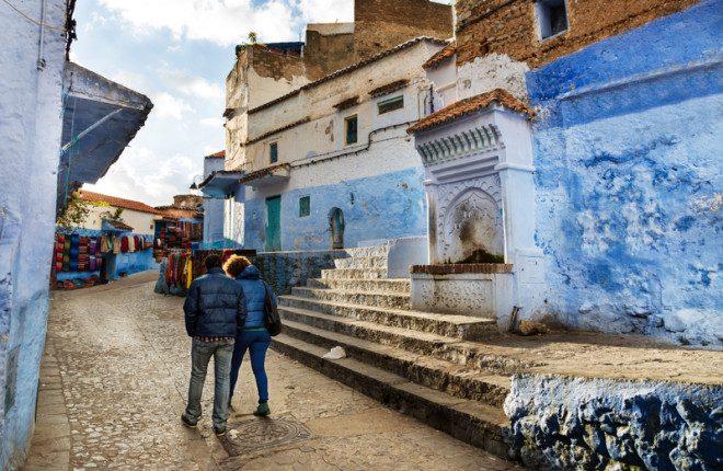 Marrocos, um destino acessível desde a Europe. © Leonardospencer | Dreamstime.com