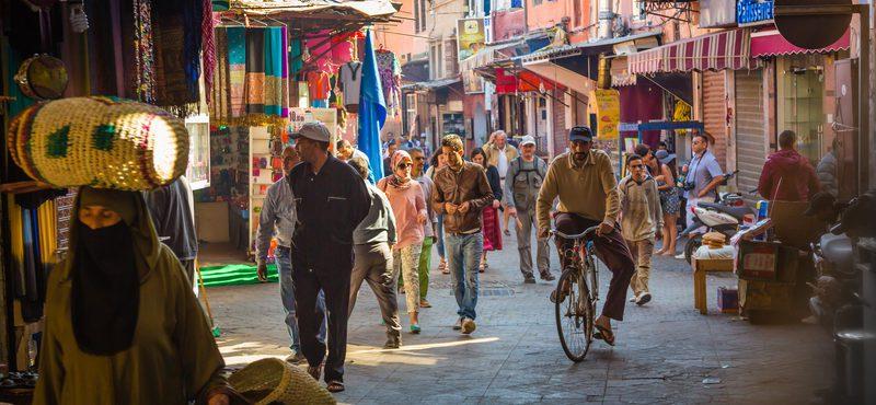 Como viajar da Irlanda para o Marrocos, África