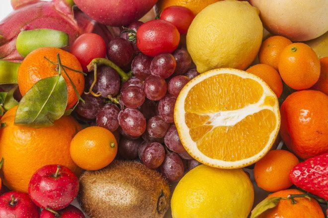 Frutas na Irlanda. Foto: 4045 | Freepik.