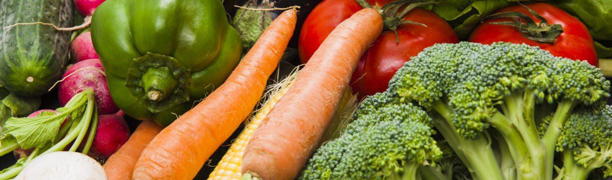 Culinária da Irlanda: Frutas e Verduras