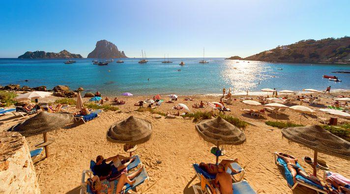 Verão na Europa é em Ibiza, na Espanha