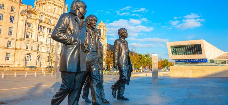 Que tal conhecer a terra dos Beatles?