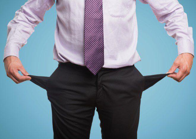 Nem sempre as condições financeiras são ideais para um intercâmbio.© Wave Break Media Ltd | Dreamstime.com