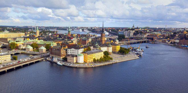 É possível fazer uma viagem de baixo custo mesmo em Estocolmo na Suécia! © Mikael Damkier - Dreamstime.com