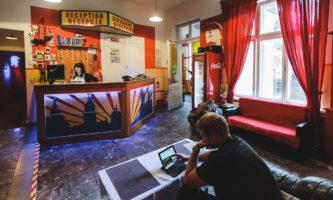 Especial Hostels – Cracóvia, Polônia