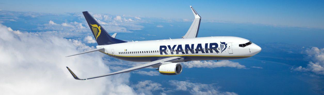 Ryanair não deve ter voos entre abril e maio