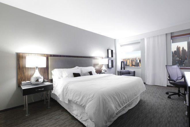 Serviço pronto, tudo em ordem nos quartos.© Brett Critchley | Dreamstime.com