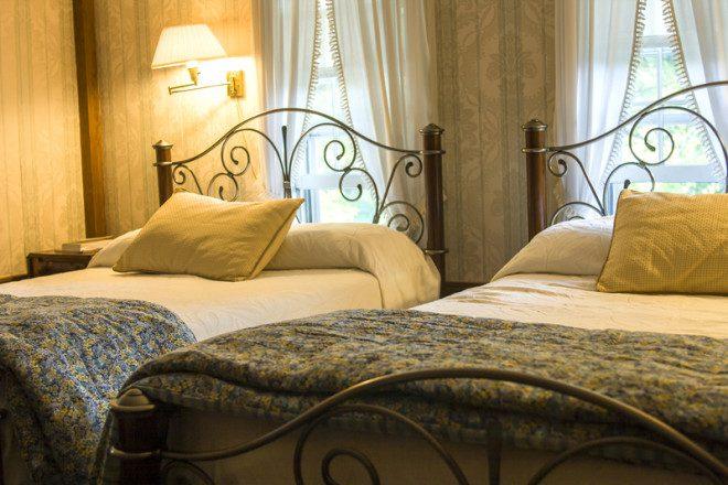 Na Irlanda é comum casais dormirem em camas separadas. © Patricia Hofmeester | Dreamstime.com