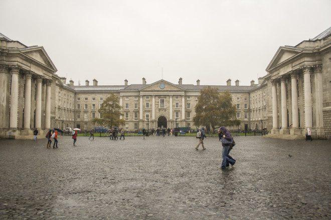 Casaco é a peça chave em seu intercâmbio na Irlanda© Patricia Hofmeester | Dreamstime.com