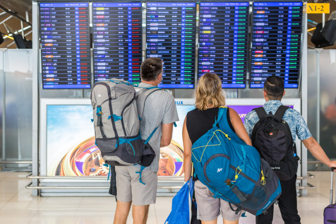 Afinal, qual é a melhor companhia de viagem? © Chalermpon Poungpeth - Dreamstime.com