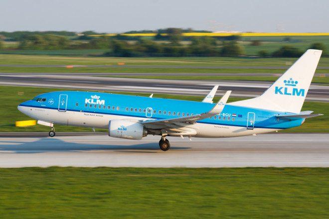 Everaldo escolheu a KLM para viajar pelo preço baixo em dezembro. © Rebius | Dreamstime.com