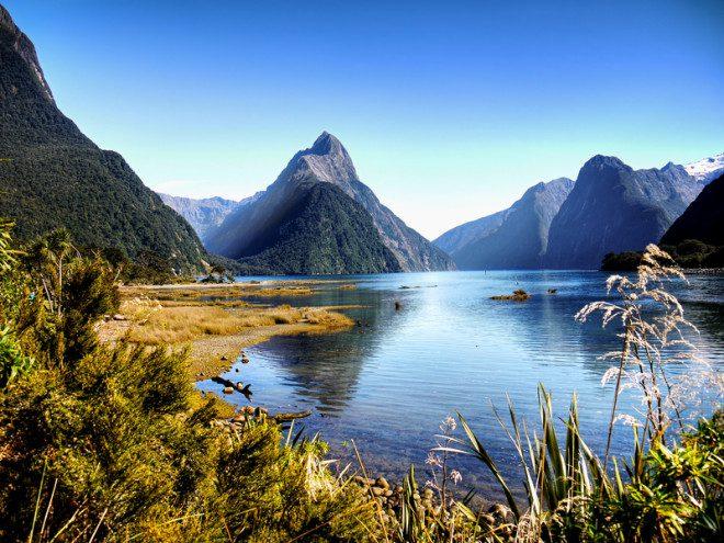 No país sua respiração fica mais leve, porque a poluição praticamente não existe.© Hellen8 | Dreamstime.com