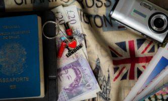 O destino do meu Intercambio, Inglaterra – Vistos