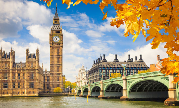O destino do meu intercâmbio, Inglaterra – Porque Londres?