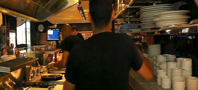 Trabalhando na Irlanda: Kitchen Porter