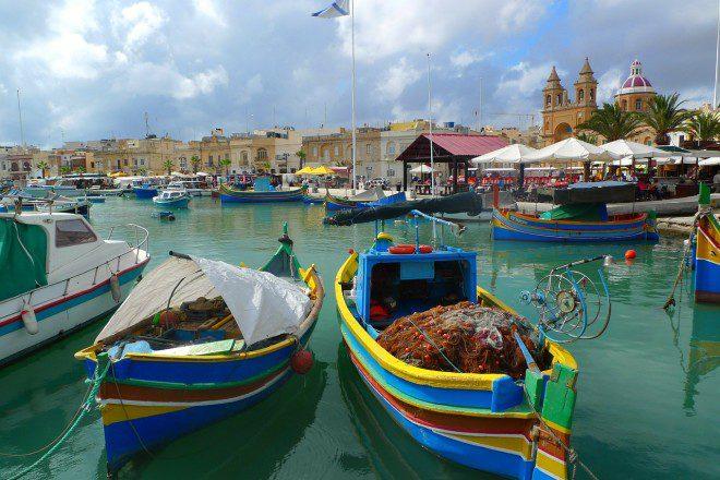 Porque escolher Malta para o seu intercâmbio? Fonte: Pixabay