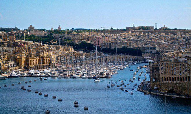 Malta está entre os principais destinos para intercâmbio. Fonte> Pixabay