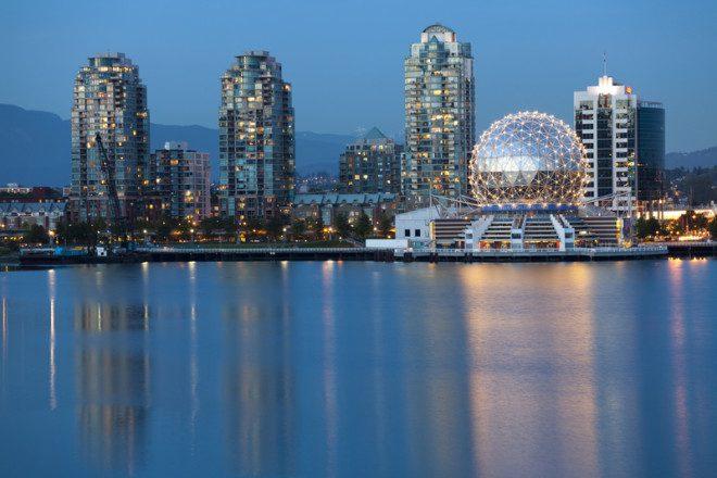 Estudantes escolhem Vancouver para aprender um idioma.© Crackerclips | Dreamstime.com