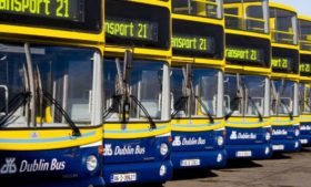 Transporte público: Dublin Bus