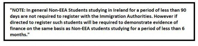 Para saber mais acesse www.inis.gov.ie