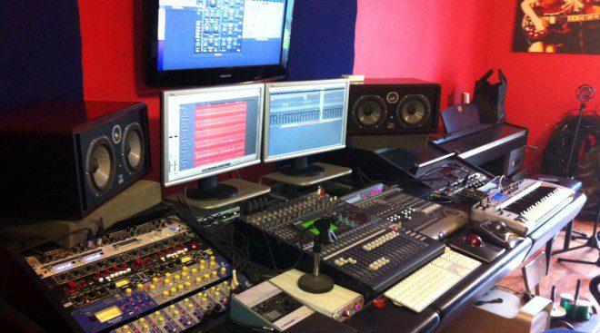 Trackmix Recording Studio em Dublin