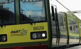 Trens da Irlanda: DART