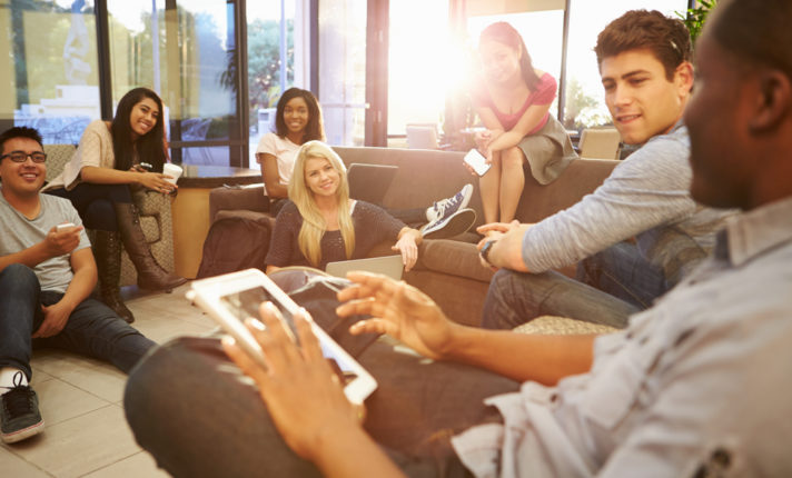 Tipos de acomodação para estudantes na Irlanda