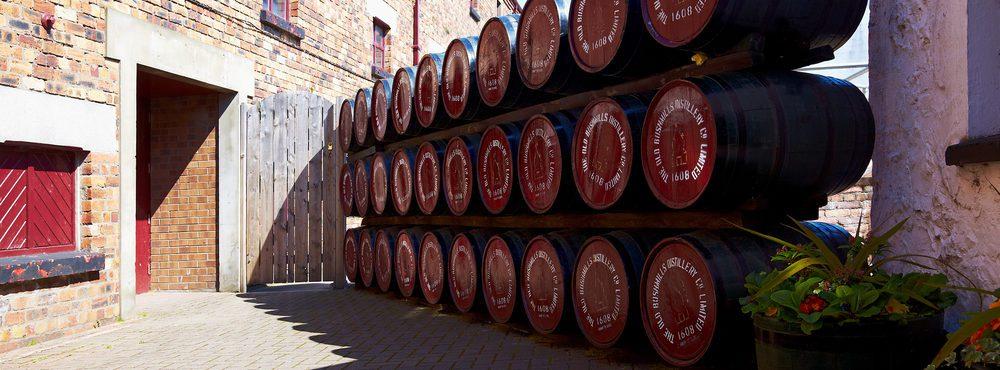 Bushmills Distillery: Se não foi ainda deveria!