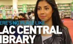 There's no place like… ILAC Central Library