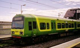 Irish Rail colocará câmeras corporais em seus funcionários