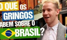 O que os gringos sabem sobre o Brasil?