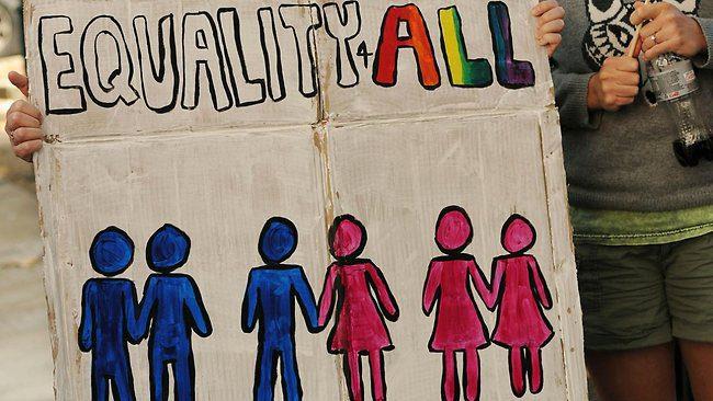 Legalização do casamento gay prevê igualdade e valorização dos cidadãos Foto: news.au