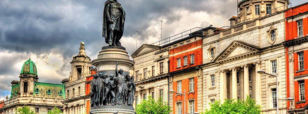 Conheça Dublin por meio de cinco monumentos