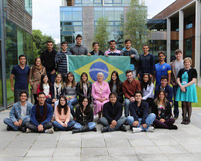 Brazilian Students UL 2