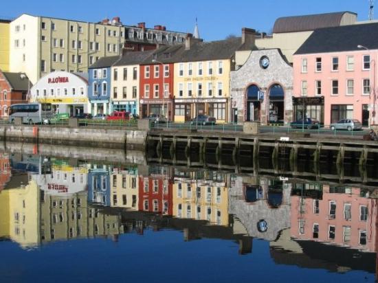 Cidades do Interior, como Cork também terão aumento populacional Reprodução: Trip Advisor