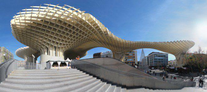 Espacio Parasol Sevilla - foto Rubendene