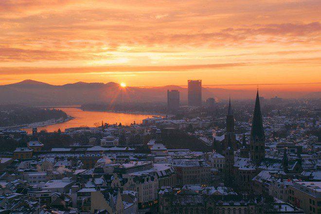 Foto Divulgação - Bonn - Alemanha