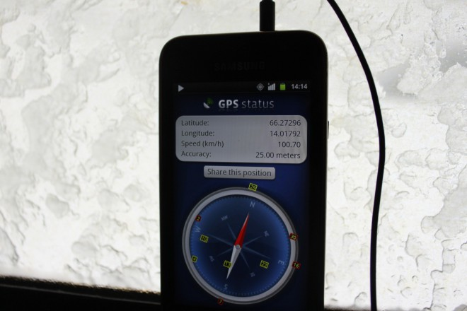 GPS_Crossing