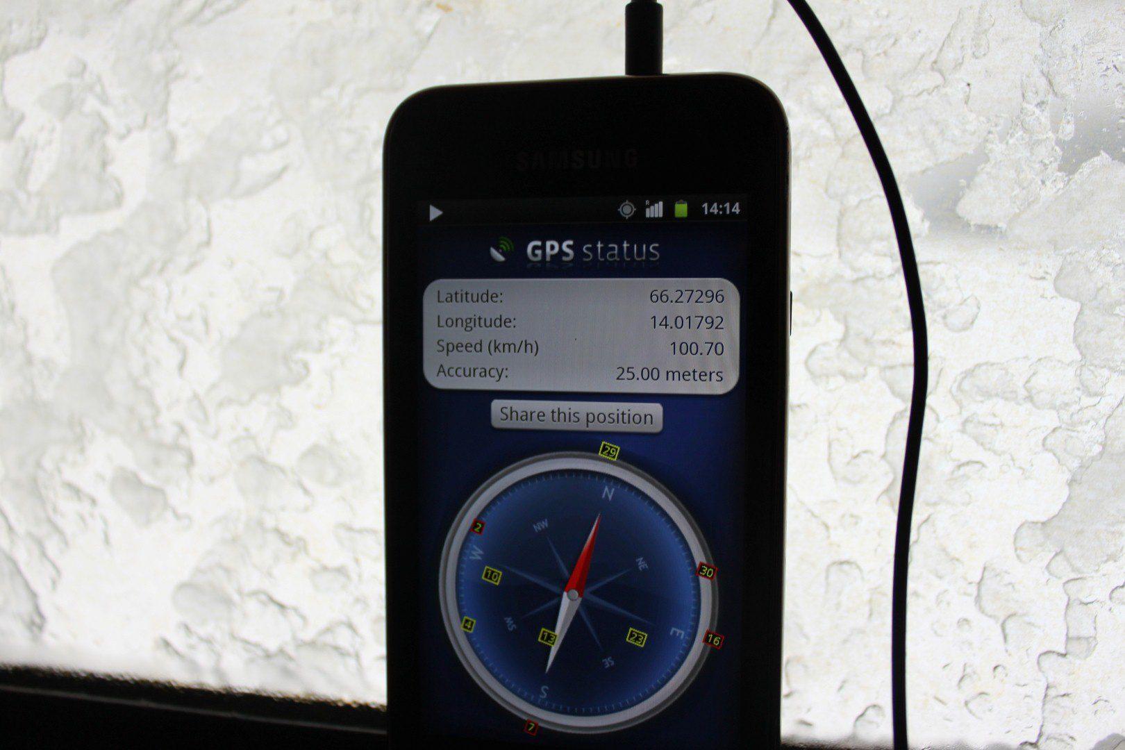 GPS_Crossing