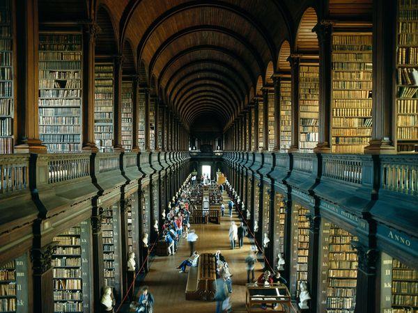 Realizar o ensino superior na Irlanda é necessário comprovar proficiência em Inglês. Reprodução: National Geografic