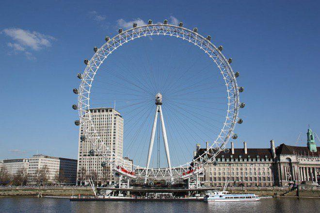 London Eye - Foto Kham Tran