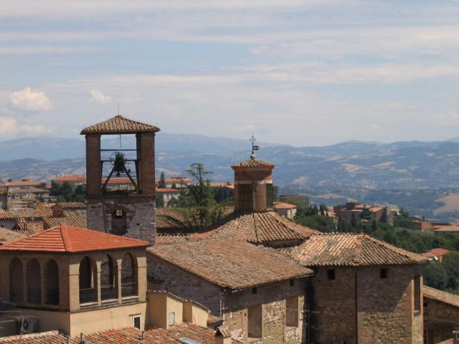 Umbria oferece duas opções de universidades. Foto: Dominique Grassigli