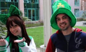 St Patrick's Day, nomes e ser gay na Irlanda