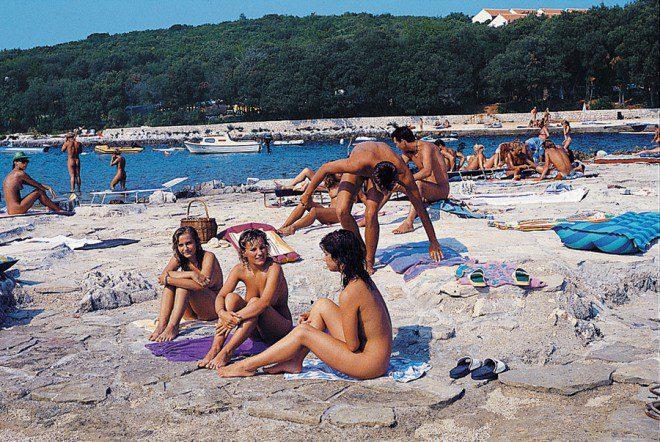 Croácia conta com resorts destinados ao naturismo Reprodução: Infovrsar