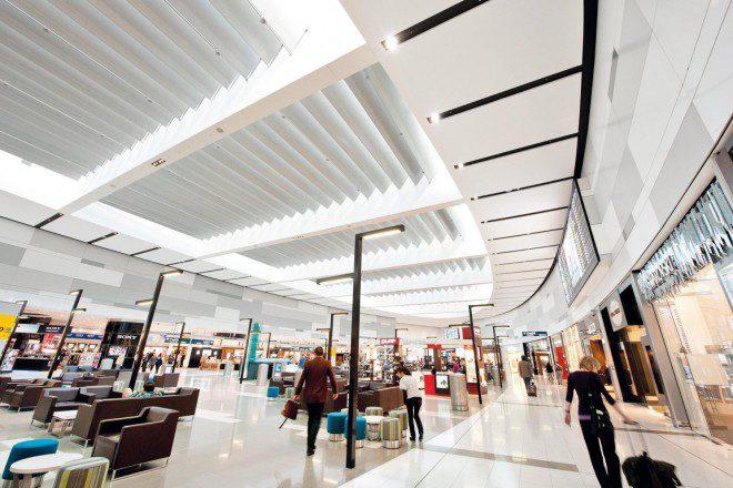 Sydney Airport . Fonte: openbuildings.com