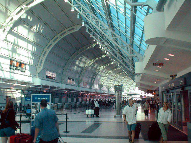 Toronto Pearson Airport. Fonte: wikimedia.org