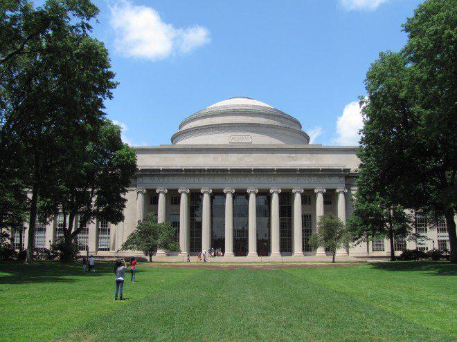 MIT é uma das melhores universidades do mundo