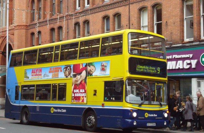 Transporte público: diferenças entre Brasil e Irlanda
