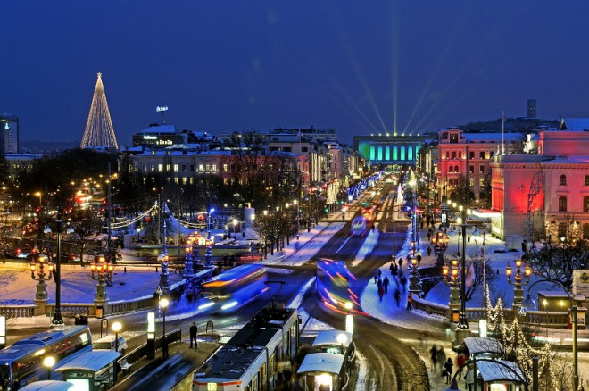 Gotemburgo levou o título de cidade mais acessível de 2013 Reprodução: Explore Sweden